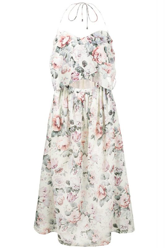 Click to buy Zimmermann Tie Dress online