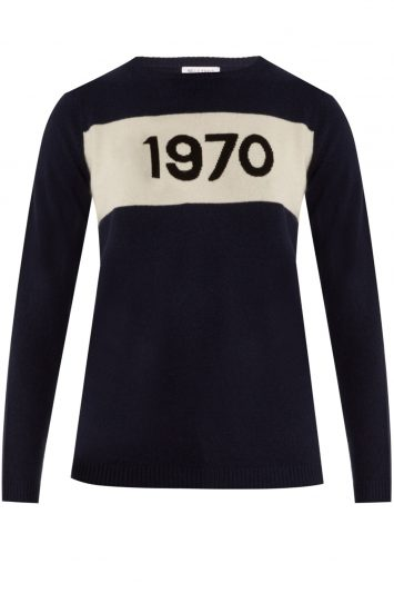 Click to buy Bella Freud 1970 cult sweater online