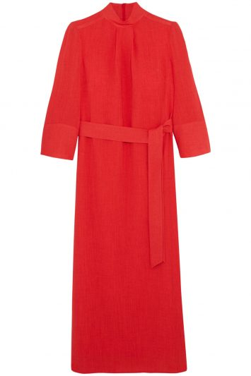 Click to buy Cefinn red dress
