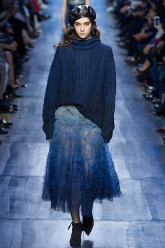 Image of Christian Dior catwalk