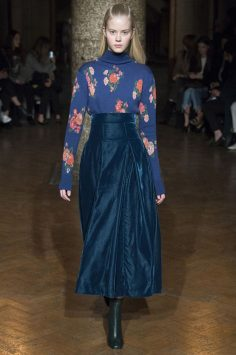 Image of Emilia Wickstead catwalk