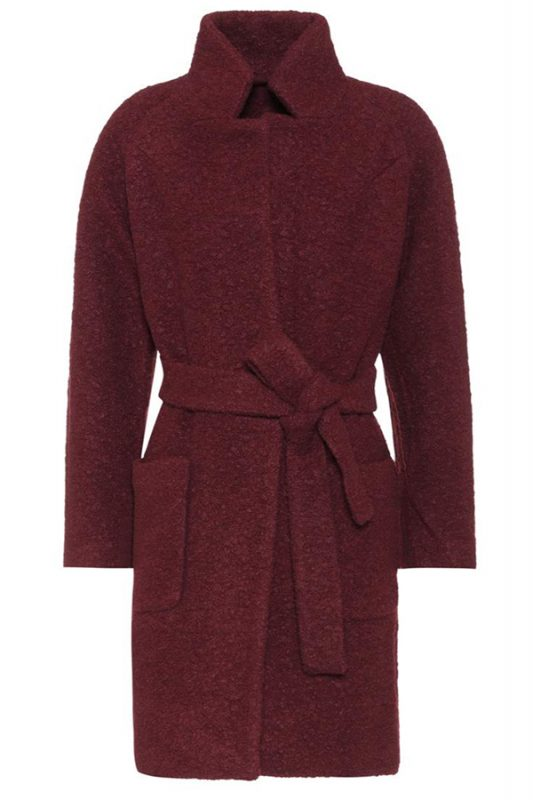 Click to buy Ganni Fenn Coat online