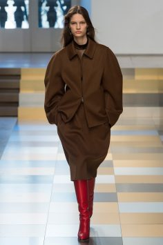 Image of Jil Sander catwalk