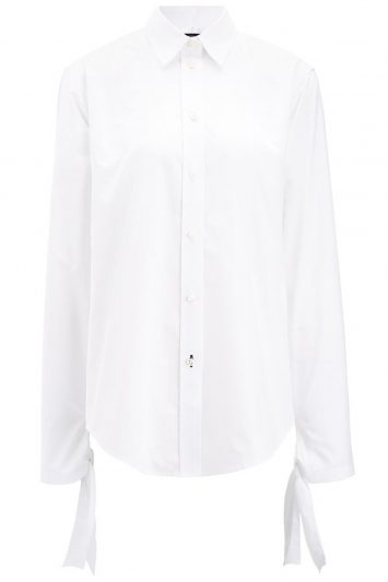 Click to buy Joseph Chemise Blanche Blouse online