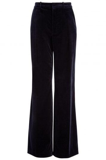 Click to buy Joseph velvet trousers