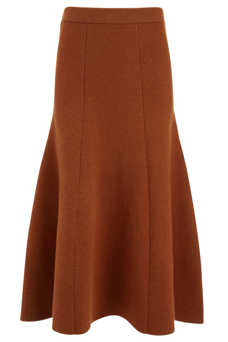 Click to buy Joseph wool skirt