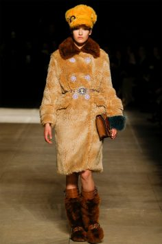 Image of Miu Miu catwalk