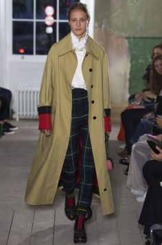 Image of burberry coat
