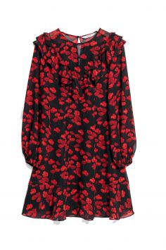Click to buy & Other Stories Poppy Print Dress