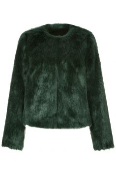 Click to buy Hobbs faux fur coat
