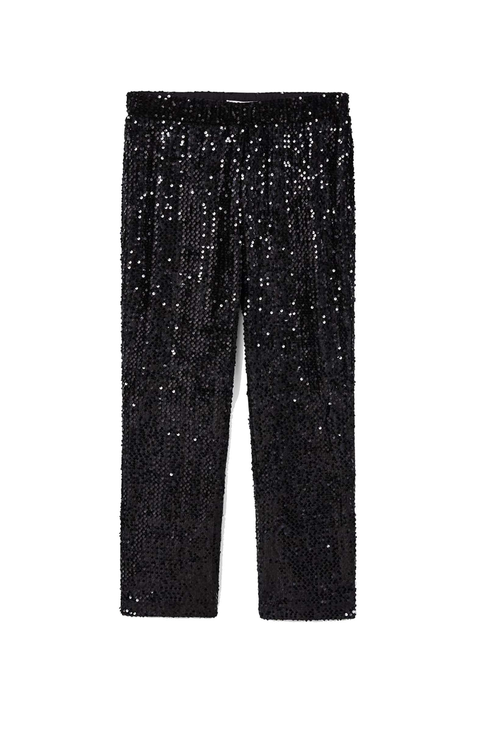 Click to Buy Mango Sequined Trousers