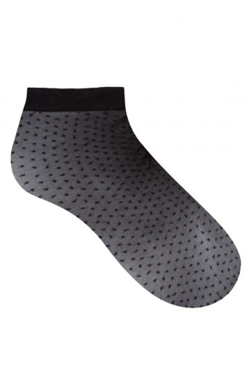 Click to buy ASOS mini polka dot ankle socks