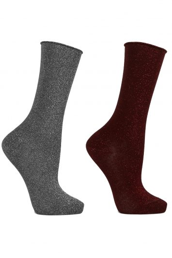 Click to buy Falke lurex socks set