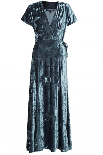 Click to Buy French Connection Aurore Velvet Dress