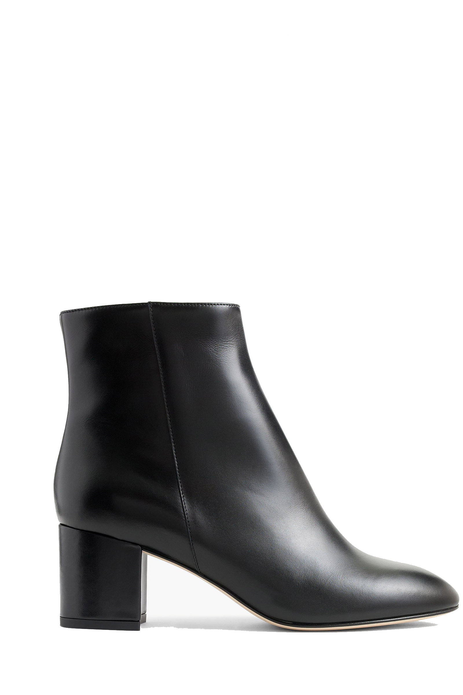 Click to buy J. Crew Leather Ankle Boots