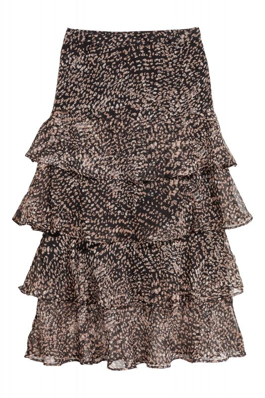 Click to Buy H&M Tiered Skirt