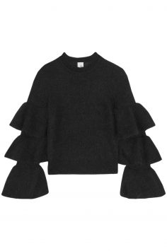 Click to buy Iris and Ink flamenco sleeve jumper