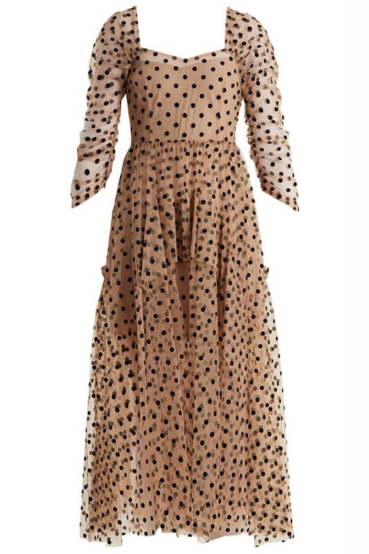 Click to buy Isa Arfen Ethereal dress online
