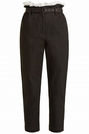 Click to buy Isa Arfen tapered trousers