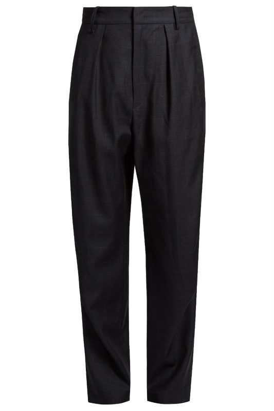 Click to buy Isabel Marant Etoile tapered trousers