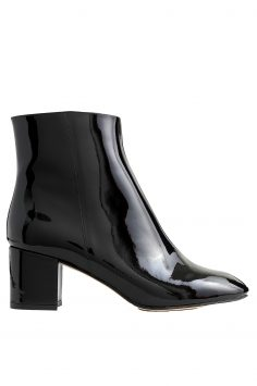 Click to buy J. Crew patent leather ankle boots