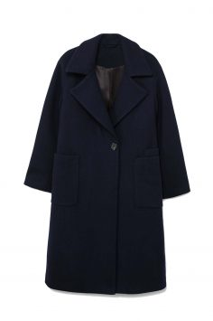 Click to Buy Mango Lapels Wool Coat