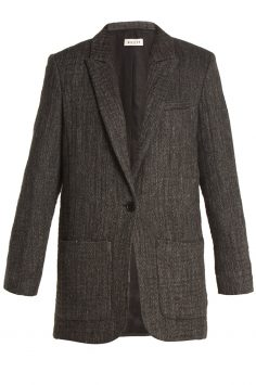 Click to buy Masscob herringbone blazer online