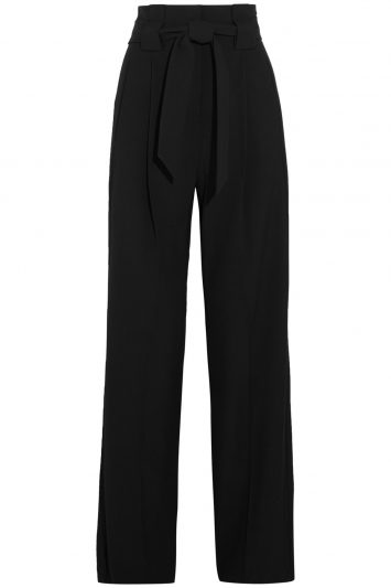 Click to buy Michelle Mason wide-leg trousers