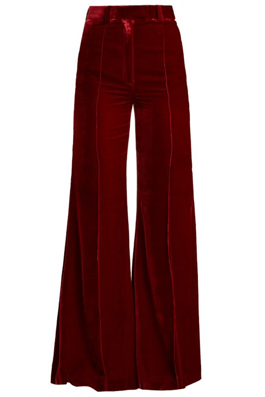Click to buy Racil wide-leg trousers