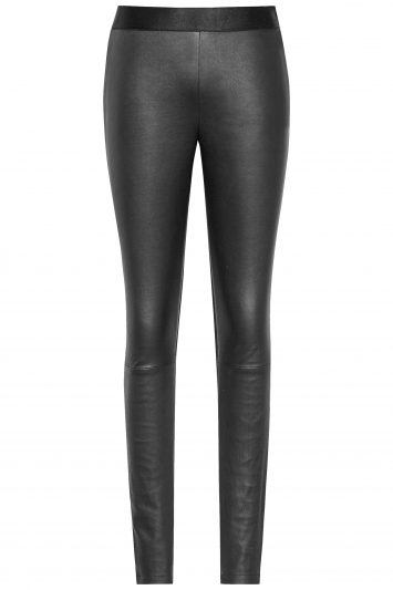 Click to buy Reiss leather trousers