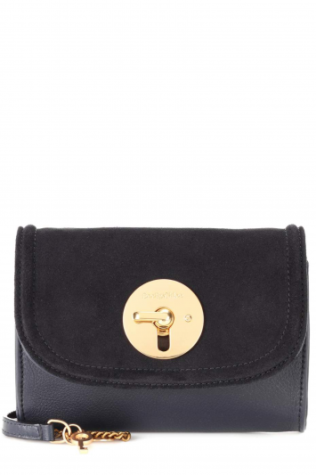Click to Buy See by Chloe Mini Hana Leather Shoulder Bag