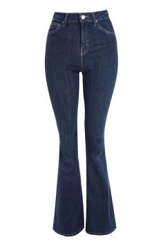Click to Buy Topshop Flared Jamie Jeans