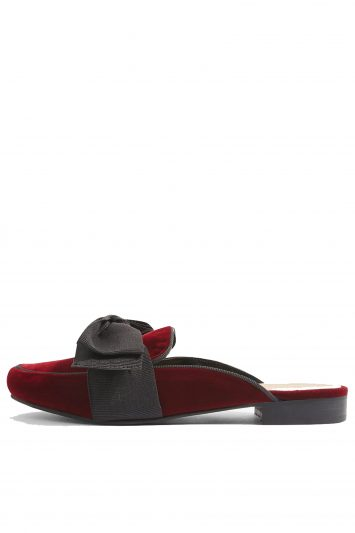Click to Buy Topshop Luna Bow Loafers