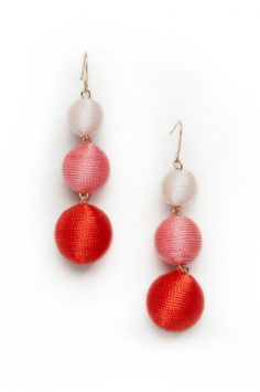 Click to buy ASOS-ball-earrings