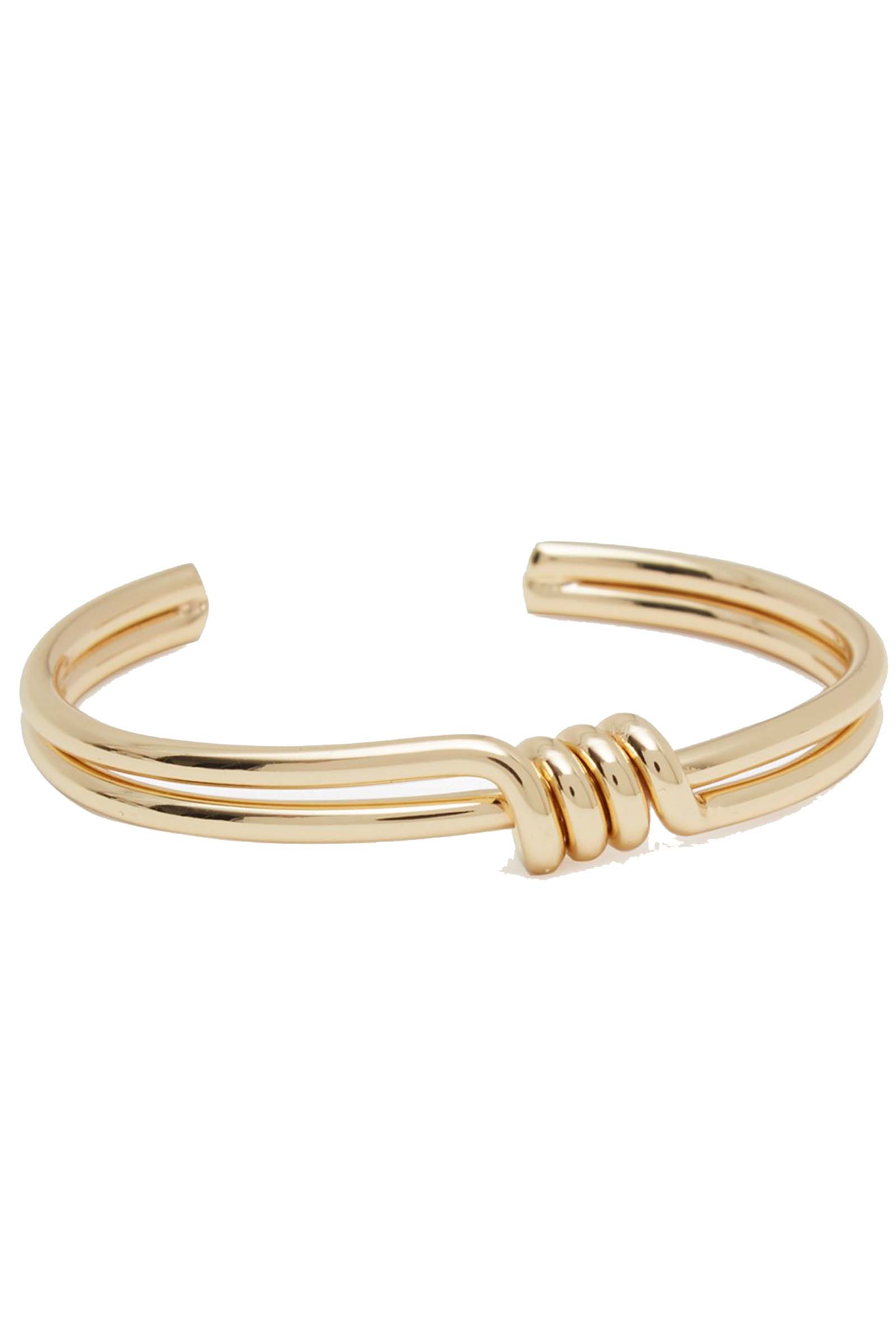 Click to Buy French Connection core-chunky-twist-cuff-bracelet