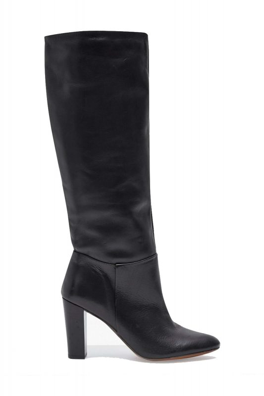 Click to Buy French Connection francesca knee high leather boots