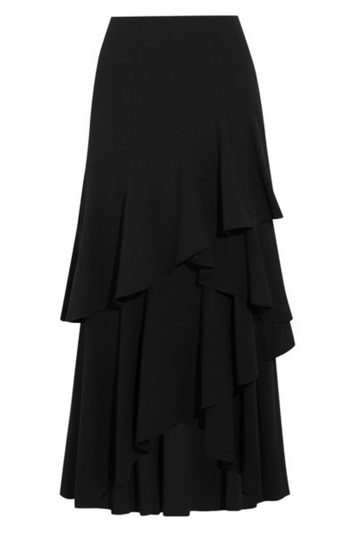 Click to Buy Alice + Olivia Ruffled Skirt
