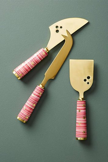 Click to Buy Anthropologie Cheese Knives