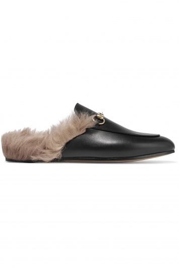 Click to Buy Gucci Black Slippers