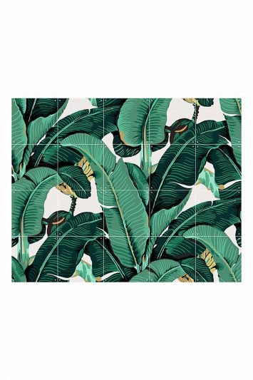 Click to Buy IXXI Banana Leaf Decoration