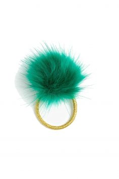 Click to Buy J. Crew Pom Pom Hair Tie