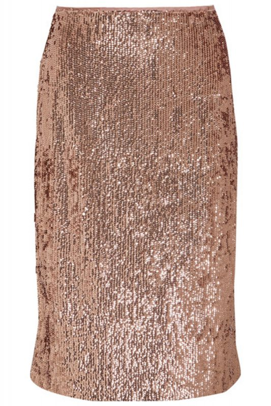 Click to Buy J. Crew Sequined Skirt