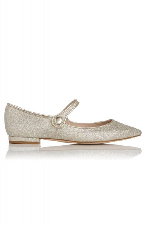 Click to Buy L. K. Bennett Flats