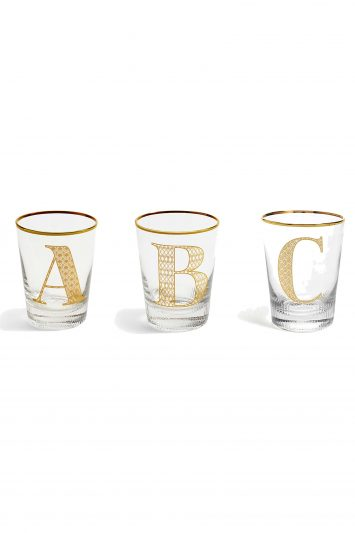 Click to Buy Marks and Spencer Alphabet Glasses