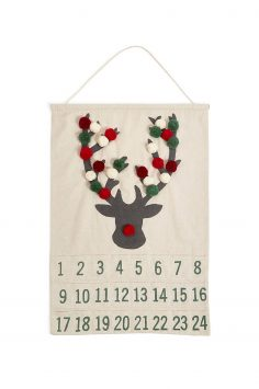 Click to Buy Marks and Spencer Hanging Advent Calendar