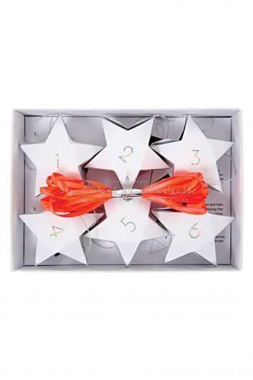 Click to Buy Meri Meri Star Advent Calendar