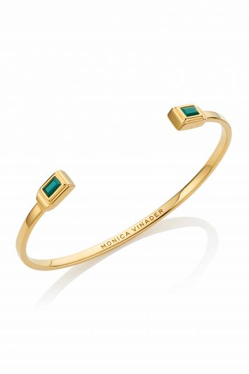 Click to Buy Monica Vinader Gold Cuff
