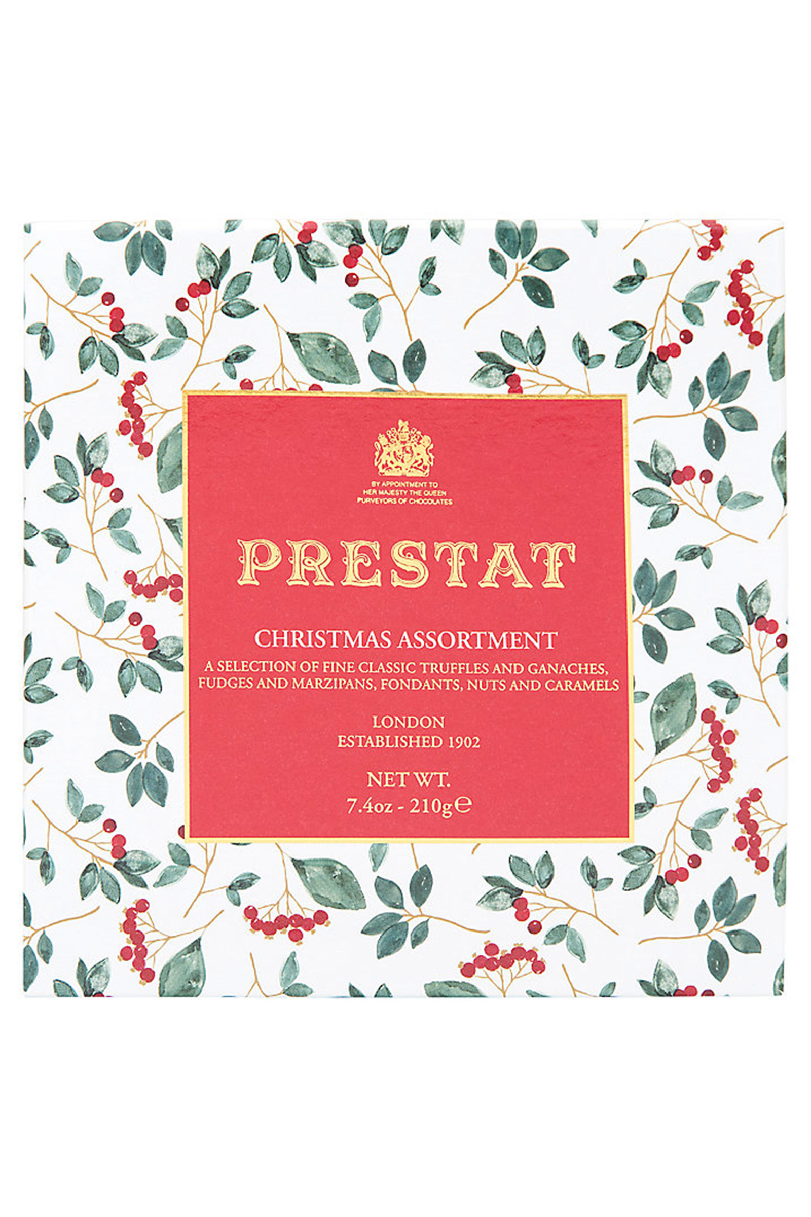 Click to Buy Prestat Chocolate Box