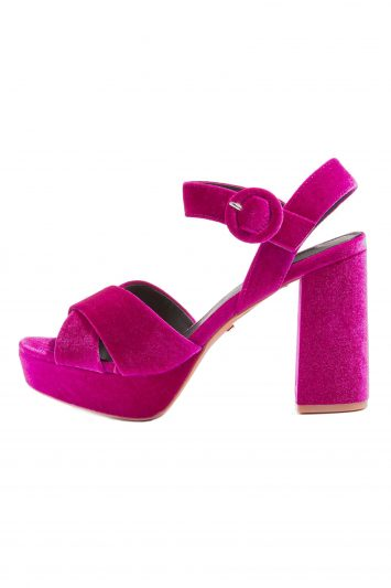 Click to Buy Toshop Velvet Sandals