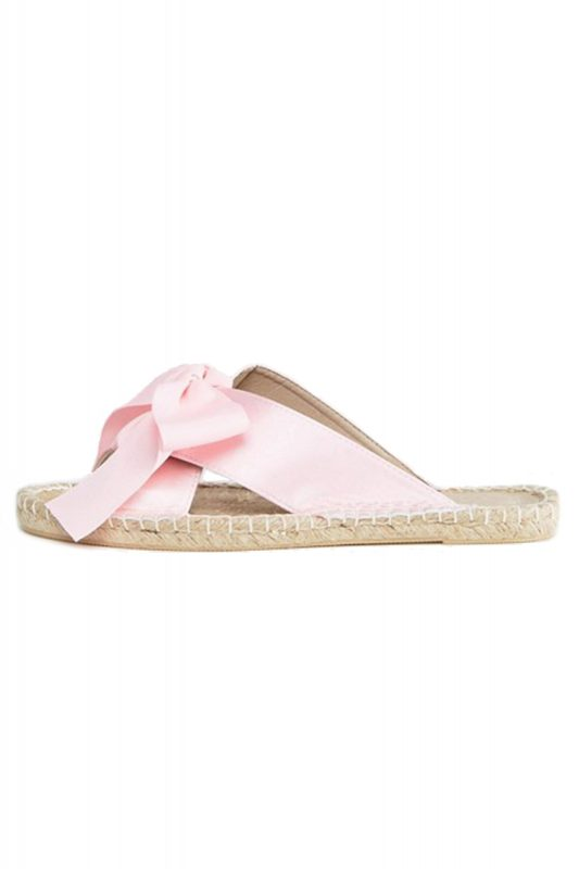 Click to Buy ASOS Bow Espadrilles